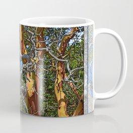 MADRONA TREE DEAD OR ALIVE Coffee Mug