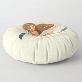 VROOM! Floor Pillow