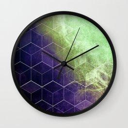 Transition: Hulk Wall Clock
