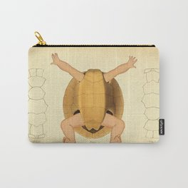 Anatomical Turtle Baby Carry-All Pouch