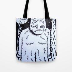 Bigfeet Tote Bag