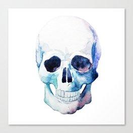 Skull 07 Canvas Print