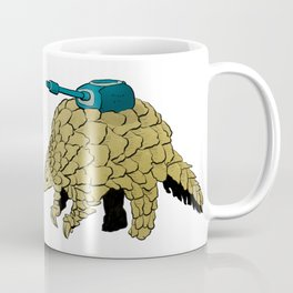 Armoured Pangolin Coffee Mug