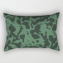 Military pattern Rectangular Pillow