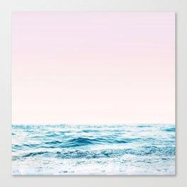 Pink Memories Canvas Print