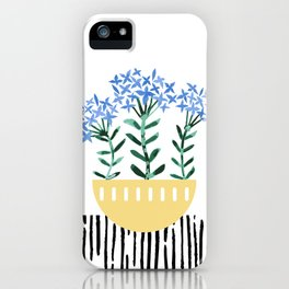 Potted Plant 5 iPhone Case