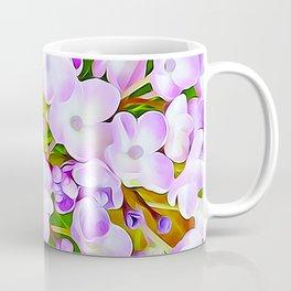 Hydrangea Confetti Coffee Mug