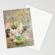Dans mon jardin Stationery Cards