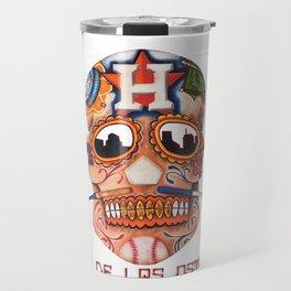 Dia De Los Astros Travel Mug