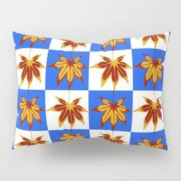 Patchwork Autumn Pillow Sham