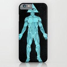 Seeing Eye, blue iPhone 6s Slim Case