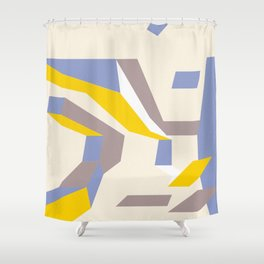 Abstracts Shower Curtain
