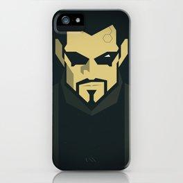 Jensen / Deus Ex: Human Revolution iPhone Case