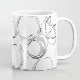 Hoopla Abstract Coffee Mug