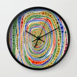 Natural world Wall Clock