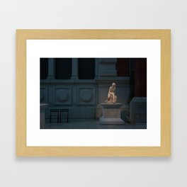 Agna Framed Art Print