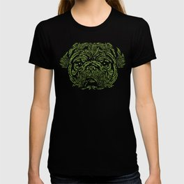 Marijuana of Pug T-shirt