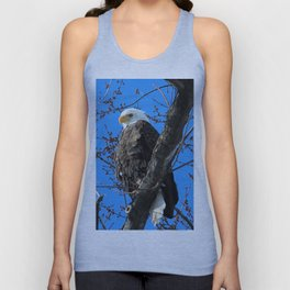 Bald Eagle Unisex Tank Top