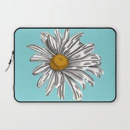Stippled Daisy  Laptop Sleeve