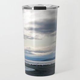 Lighthouse at the Point Travel Mug