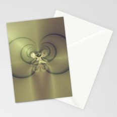 Metallic Feeling Stationery Cards