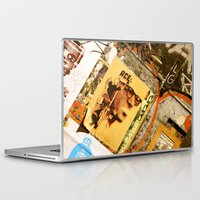 ace Laptop & iPad Skins featuring Ace by Global Graphiti