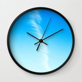 Cold Air Funnel Cloud 1 Wall Clock