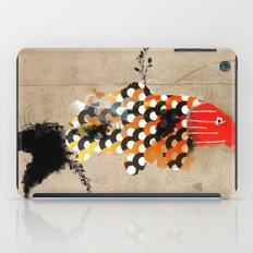 carp_koi_ink iPad Case