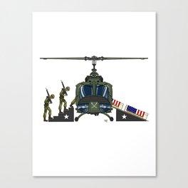 Nam Canvas Print