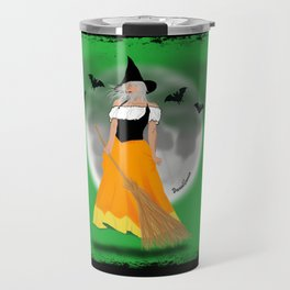 Witch Travel Mug