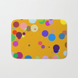 Circles #5 - 03102017 Bath Mat