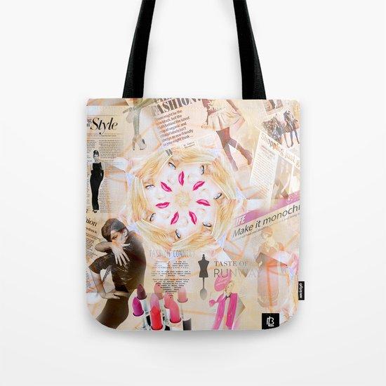 Fashion Addiction Tote Bag