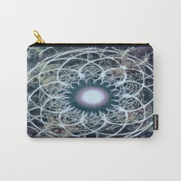 The Stillness at the Centre of the Maelstrom - The Dark Side Carry-All Pouch