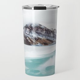 Canadian Mountains Travel Mug