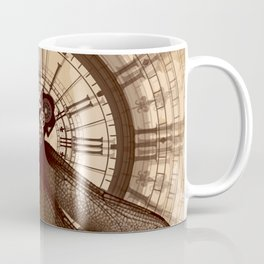 Steampunk - Mechanical Dragonfly Coffee Mug