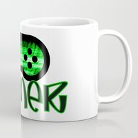 gamer Mugs featuring Gamer Green by UMe Images
