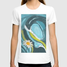 Daisy Vortex T-shirt