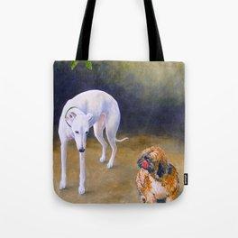 Incensed Sensibility Tote Bag