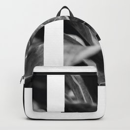 ABSTRACT FLOWER TRIPTYCH Backpack
