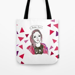 Marina- SuperFriends Collection Tote Bag