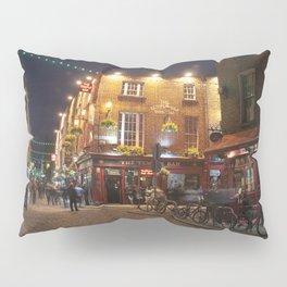 Temple Bar in Dublin Pillow Sham