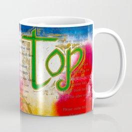 The Top Coffee Mug