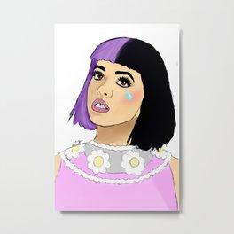 Melanie Metal Print