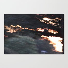 Sunset Madness Canvas Print