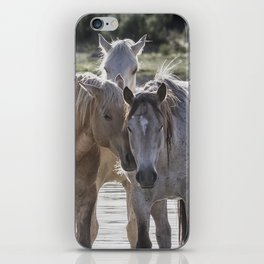 Family Time cr iPhone Skin