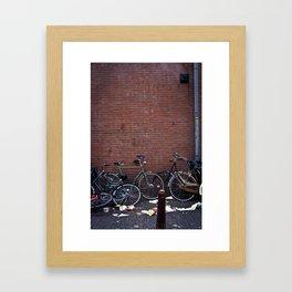 Dutch culture II Framed Art Print