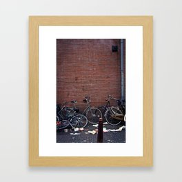 Dutch culture II Framed Art Print