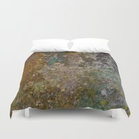 rustic Duvet Covers featuring Rustic by Herzensdinge