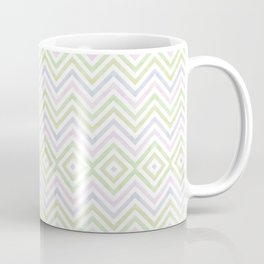 sorbet chevron with a twist Coffee Mug