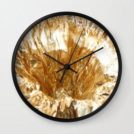 foil2 Wall Clock